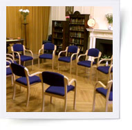 Image of meeting room layout