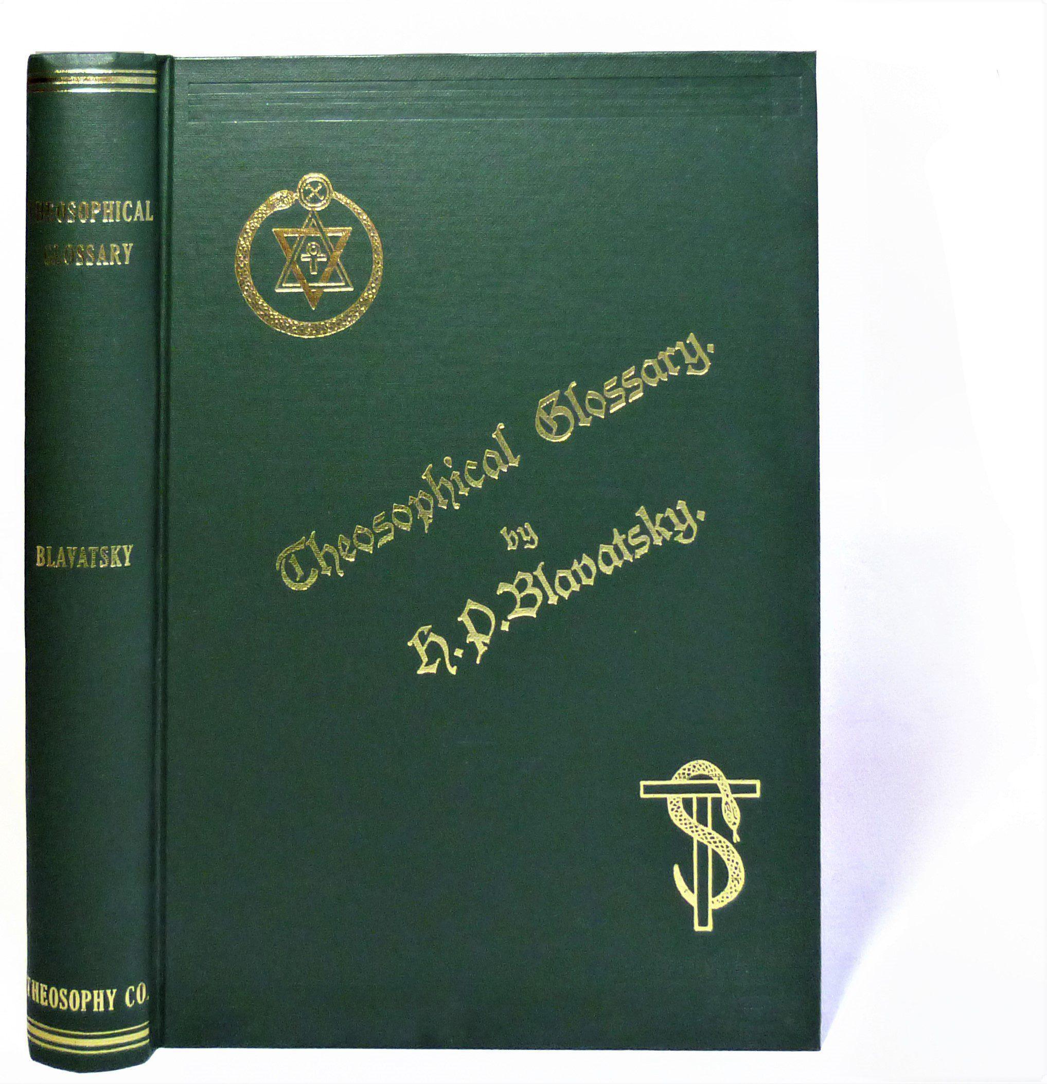 blavatsky-theosophical-glossary