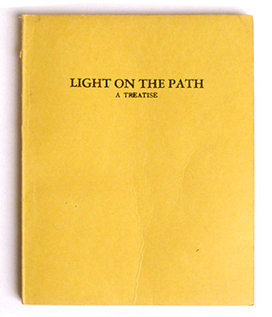 Light on the Path by Mabel Collins