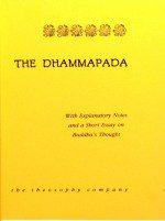 Dhammapada by Gautama Buddha