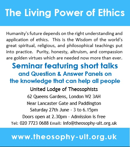 The Living Power of Ethics