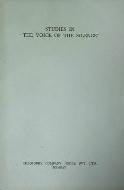 Studies in The Voice of the Silence
