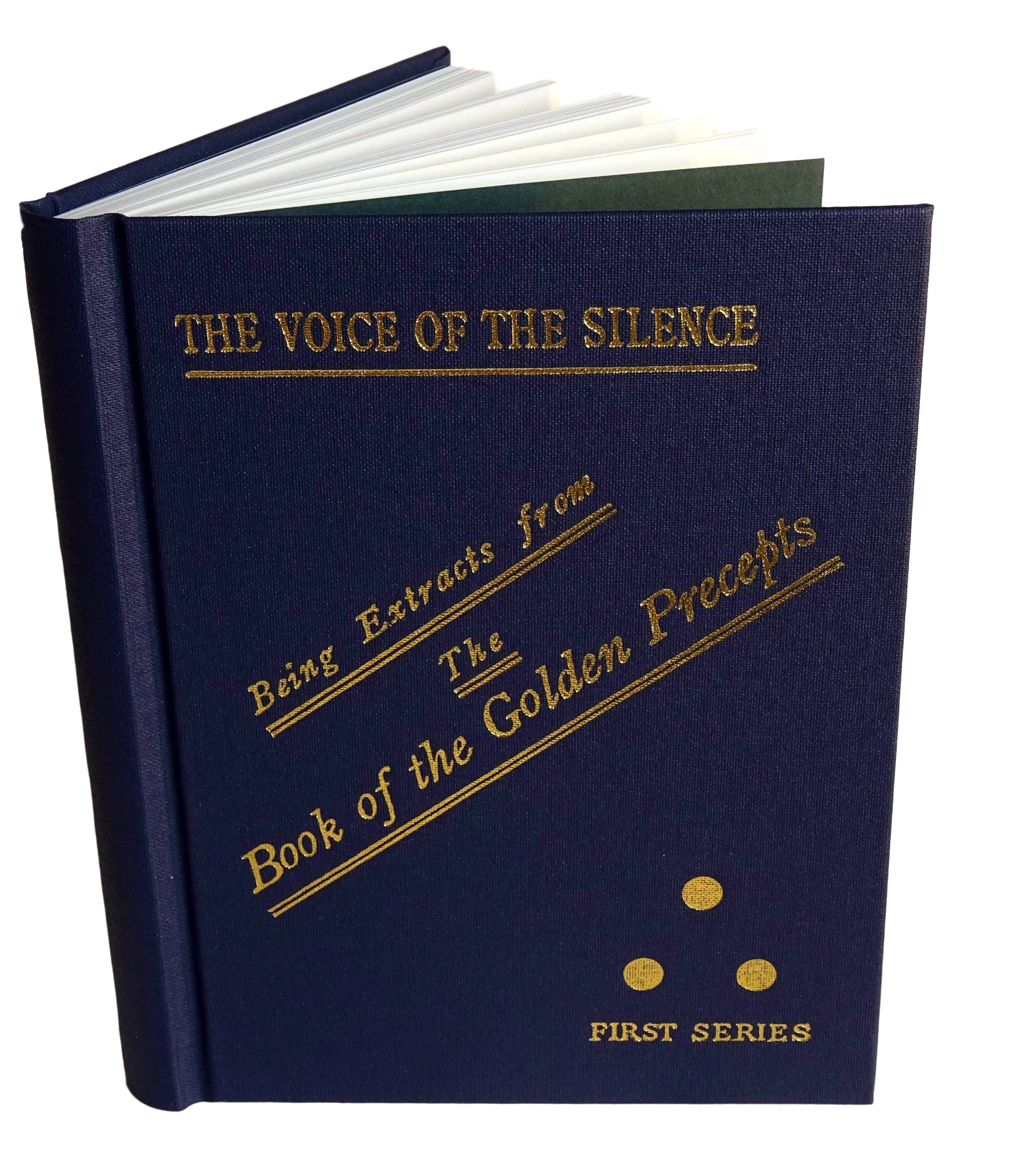 The Voice of the Silence book review