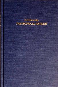 H P BLAVATSKY 3 Volumes thumbnail